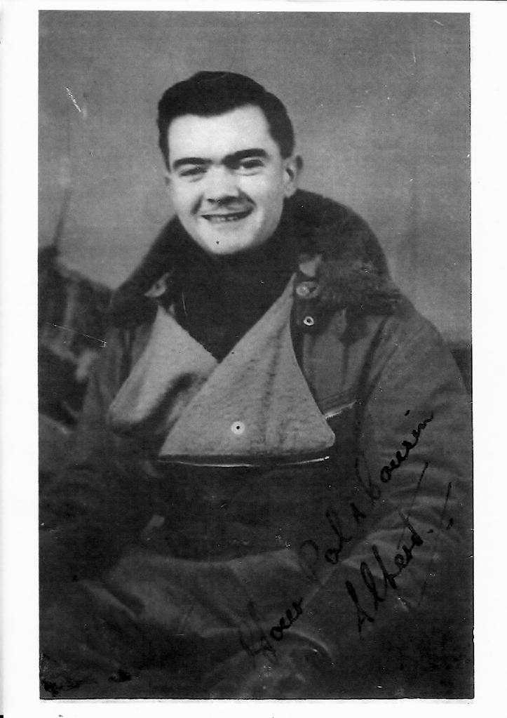 Albert Denzey KIA May 1943